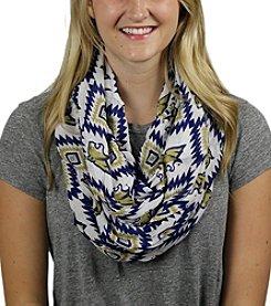 ZooZatZ™ NCAA® Montana State Bobcats Women's Southwest Infinity Scarf