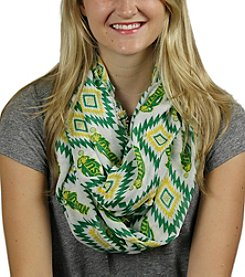 ZooZatZ™ NCAA® North Dakota State Bison Women's Southwest Infinity Scarf