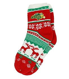 ZooZatZ™ NCAA® North Dakota State Bison Women's Holiday Socks