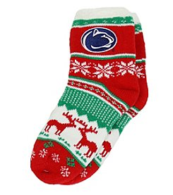 ZooZatZ™ NCAA® Penn State Nittany Lions Women's Holiday Socks