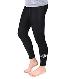 ZooZatZ™ NCAA® Montana State Bobcats Women's Fleece Leggings