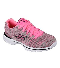 Skechers® Girls' GOwalk 3 - Contest Shoes