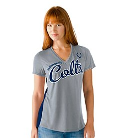 G III NFL® Indianapolis Colts Women's Cutback Tee