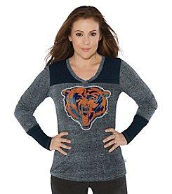 G III NFL® Chicago Bears Women's Goal Line Tee