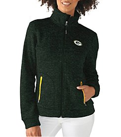 G III NFL® Green Bay Packers Women's Check Point Jacket