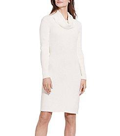Lauren Ralph Lauren® Cotton-Blend Sweater Dress
