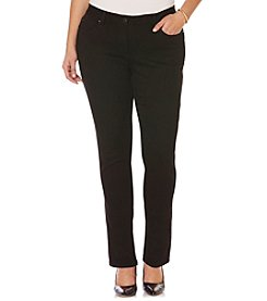 Rafaella® Plus Size Denim with Benefits™ Comfort Waist Skinny Jeans