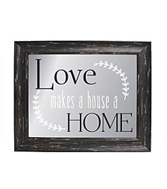 Sheffield Home® Love Makes A Home Mirror