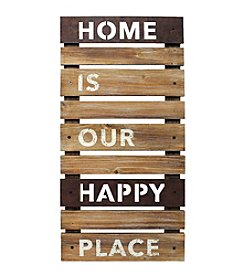 New View Home Plank Art Wall Decor