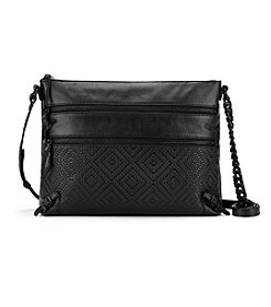 Elliott Lucca™ Mari Three Zip Crossbody