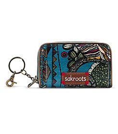 sakroots™ by The Sak® Artist Circle Zip ID Case