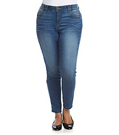 Democracy Plus Size Absolution Jeggings