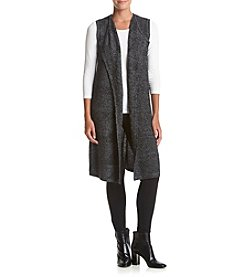 Jeanne Pierre® Long Sweater Vest
