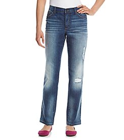 Nine West Jeans® Boyfriend Ankle Jeans