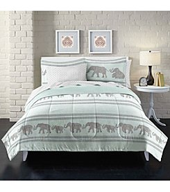 Loft Style® Boho Elephant Comforter Set