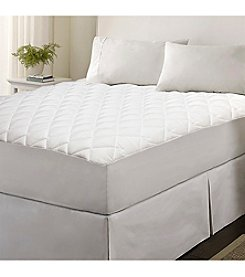 Kathy Ireland Essentials Collection Microfiber Mattress Pad