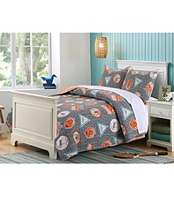 Greenland Home® Camp Out Quilt Set