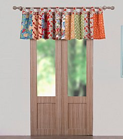 Greenland Home® Terra Blossom Window Valance
