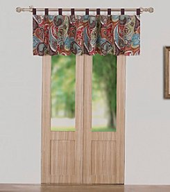 Greenland Home® Woodland Girl Window Valance