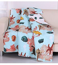 Greenland Home® Big Island Quilted Cotton Throw