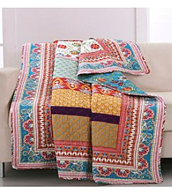 Greenland Home® Thalia Quilted Cotton Throw
