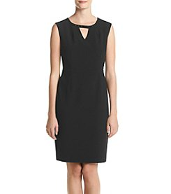 Nine West ® Solid Sheath Dress
