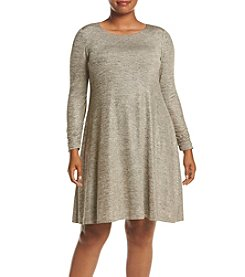 Jessica Howard® Plus Size  A-Line Dress