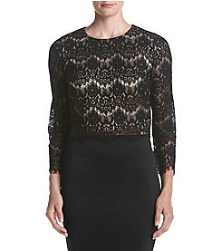 Eliza J® Lace Top
