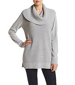 MICHAEL Michael Kors ® Cowl Neck Shaker Sweater