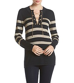 MICHAEL Michael Kors® Laced Chain Top