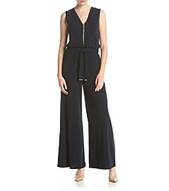 MICHAEL Michael Kors® Solid Jumpsuit With Pockets