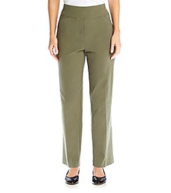 Alfred Dunner® Cactus Ranch Regular Slim Allure Pants
