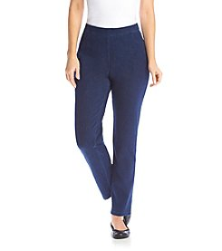Alfred Dunner® Sierra Madre Denim Regular Pants