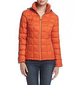 MICHAEL Michael Kors® Short Box Quilt Packable Coat