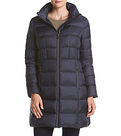 MICHAEL Michael Kors® Horizontal Packable Hooded Coat