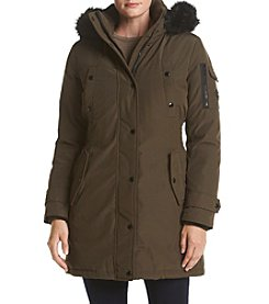 MICHAEL Michael Kors® Faux Fur Hooded Parka