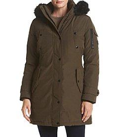 MICHAEL Michael Kors® Faux Fur Hooded Parka