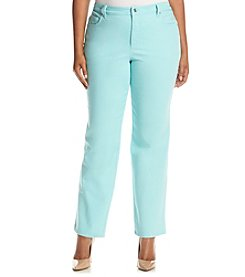 Gloria Vanderbilt® Plus Size Amanda Colored Denim Jeans