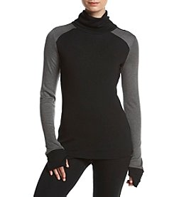 Hottotties® Luxe Yarn Thermal Turtleneck