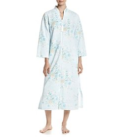 Miss Elaine® Cottonessa Printed Robe