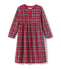 KN Karen Neuburger Girls' Henley Nightgown