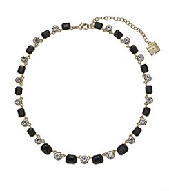 Anne Klein® Stone Collar Necklace