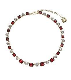 Anne Klein® Stone Collar Necklace