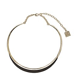 Anne Klein® Hard Collar Necklace