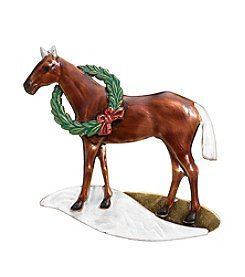 Silver Forest® Horse And Wreath Pin