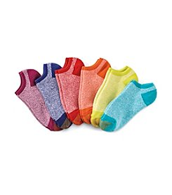GOLD TOE® 6-Pack Cushioned Liner Socks