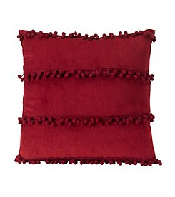 Petrina Pom Pom Decorative Pillow