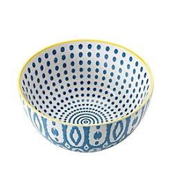 Pfaltzgraff® Everyday Geometric Lined Cereal Bowl