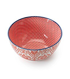 Pfaltzgraff® Everyday Geometric Cereal Bowl