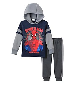 Spider-Man® Boys' 4-7 2-Piece Spider-Man Hoodie Set